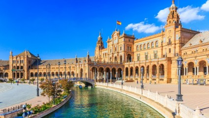 Seville as one of Spain's most family-friendly cities