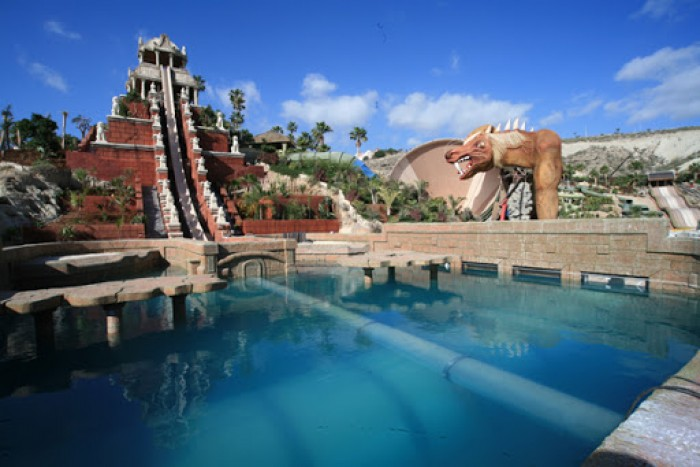 Have a fun blast at Siam Park Spanish Home - Spain propety experts