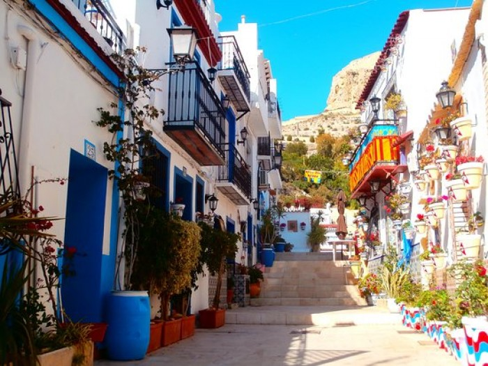 Explore Alicante's Old Town Spanish Home - Spain propety experts