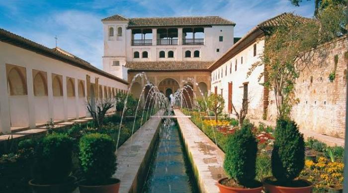 Palácio de Alhambra e aos Jardins Generalife de Almeria Spanish Home - Spain propety experts