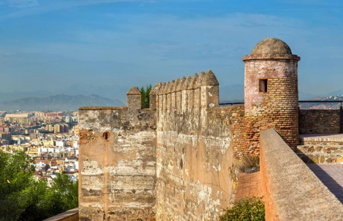 Travel through time by visiting Gibralfaro Castle and Alcazaba Spanish Home - Spain propety experts