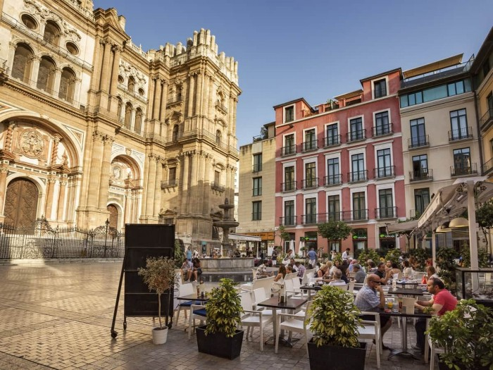 Adventure into Málaga's old town Spanish Home - Spain propety experts