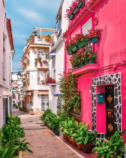 Marbella's Old Town Spanish Home - Spain propety experts