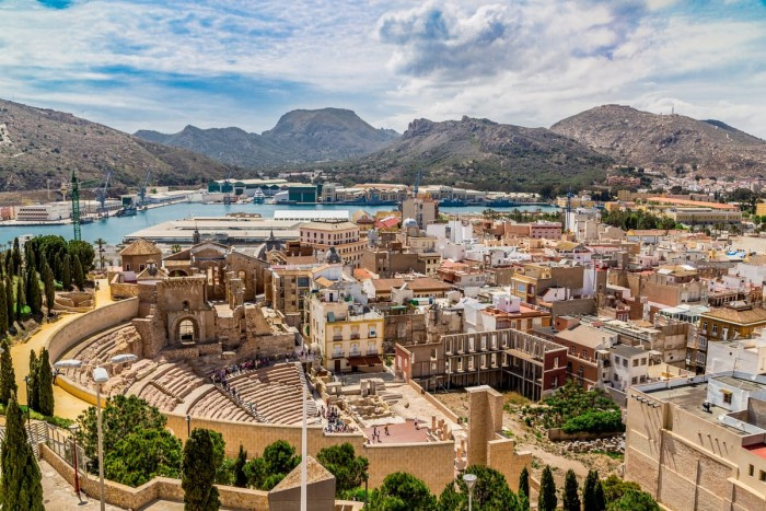 Cartagena and Murcia Spanish Home - Spain propety experts