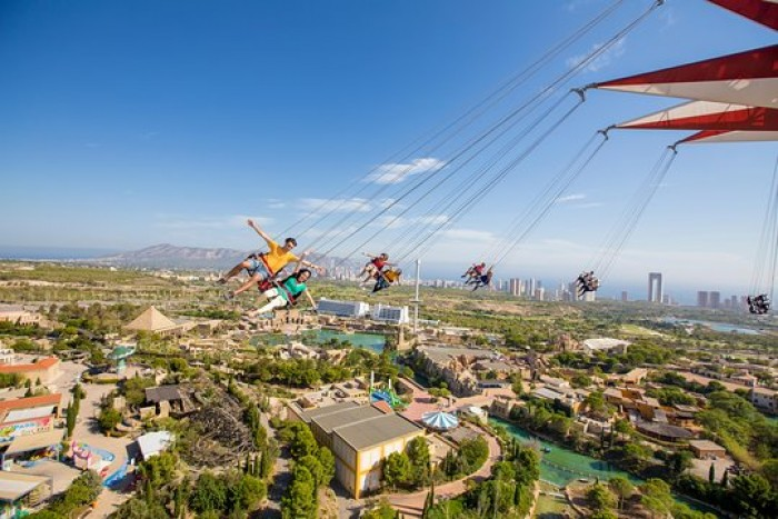 Quality family time in Terra Mitica Spanish Home - Spain propety experts