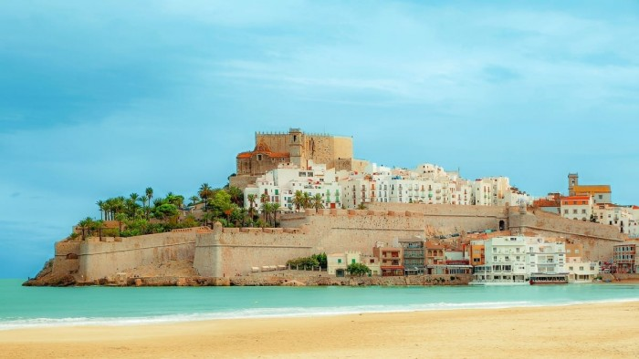 Medieval Castle of Peniscola Spanish Home - Spain propety experts