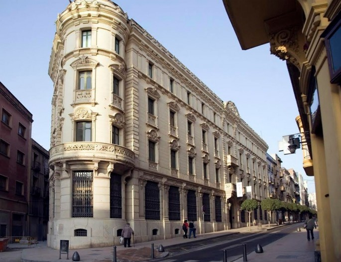 Modernist Route in Reus Spanish Home - Spain propety experts