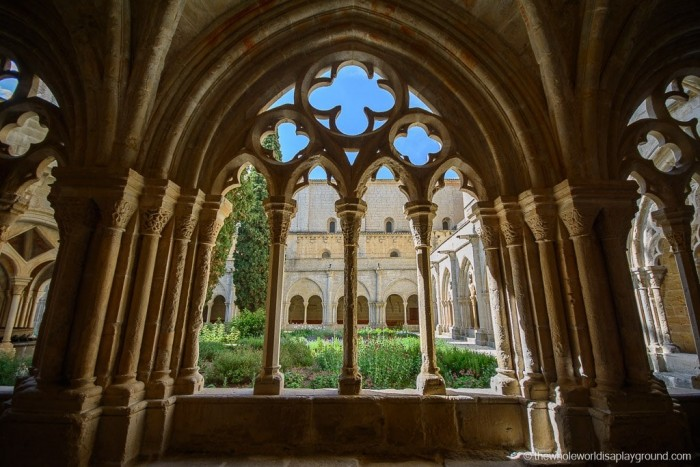Poblet Monastery Spanish Home - Spain propety experts