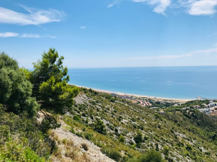 Trekking in Garraf Park Spanish Home - Spain propety experts