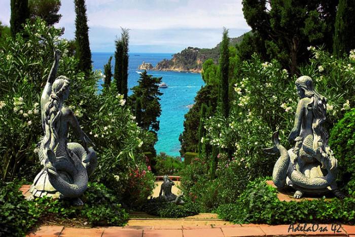 Santa Clotilde Gardens Spanish Home - Spain propety experts