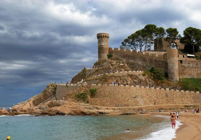Castillo de Tossa de Mar Spanish Home - Spain propety experts
