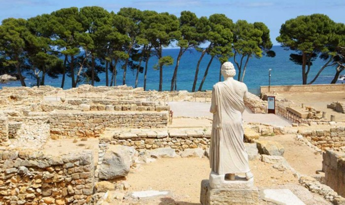 Ruins of Empuries Spanish Home - Spain propety experts