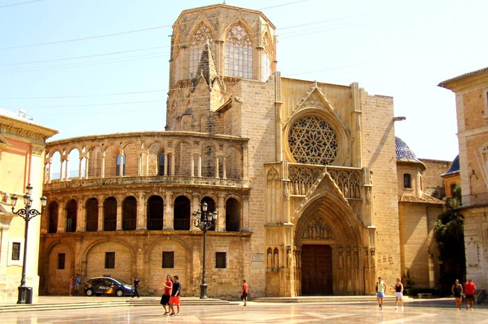 Gothic Monastery of El Puig Spanish Home - Spain propety experts