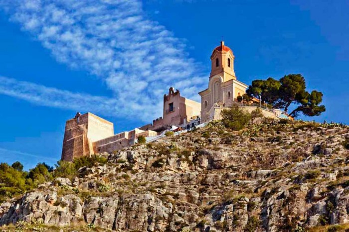 Cullera Castle Spanish Home - Spain propety experts