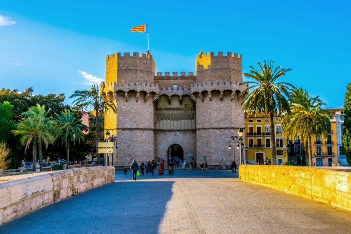 Serranos Towers Spanish Home - Spain propety experts