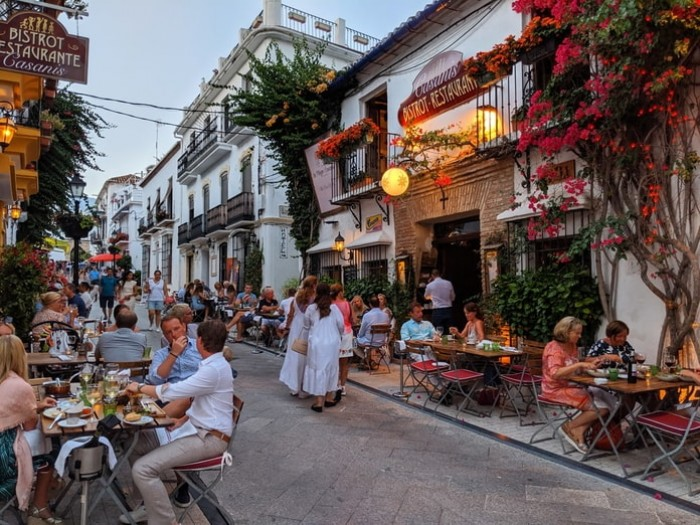 Visit Casco Antíguo, the heart of Marbella Spanish Home - Spain propety experts