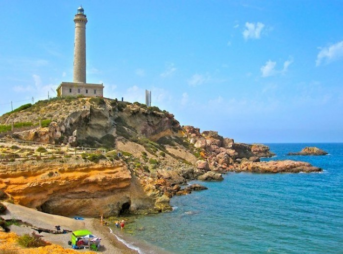 Cabo de Palos to Aguilas  Spanish Home - Spain propety experts
