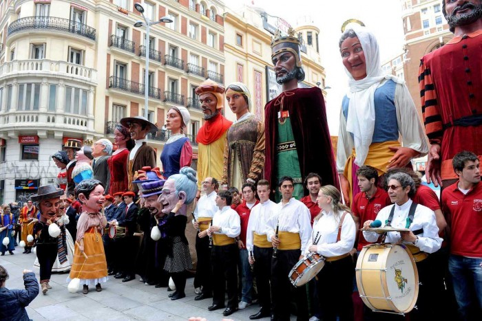 San Isidro Festival Spanish Home - Spain propety experts