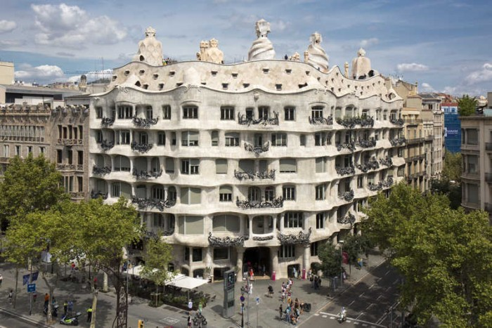 La Pedrera (Casa Milà) Spanish Home - Spain propety experts