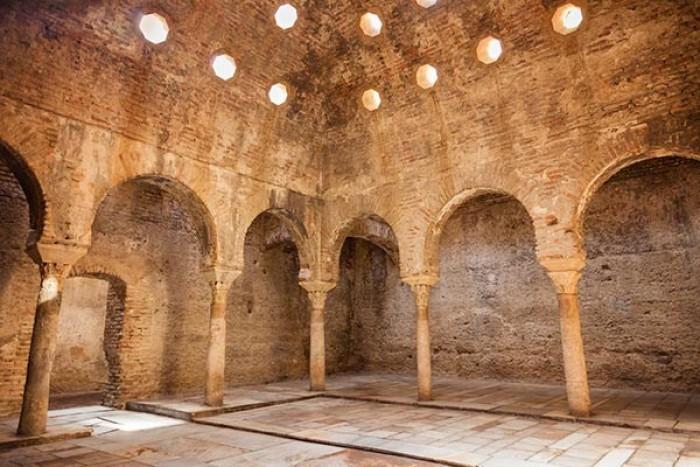 11th Century Arab Public Baths Spanish Home - Spain propety experts