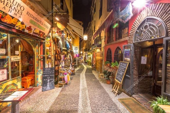 Albaicín Neighbourhood Spanish Home - Spain propety experts