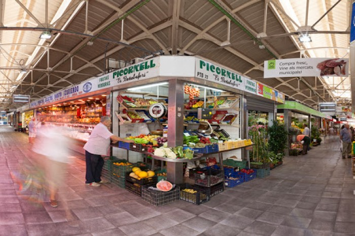 The Santa Catalina Markets Spanish Home - Spain propety experts