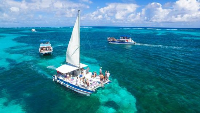 Relax & Snorkel off a Catamaran Spanish Home - Spain propety experts