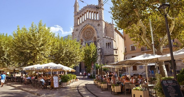 Streets of Soller Spanish Home - Spain propety experts